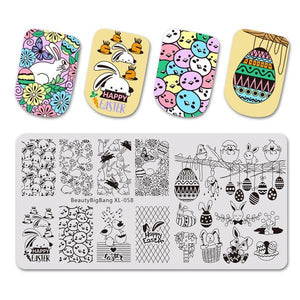 Beauty BigBang XL-058 Stamping Plate