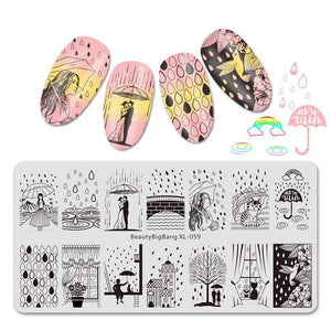 Beauty BigBang XL-059 Stamping Plate