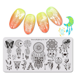 Beauty BigBang XL-066 Stamping Plate
