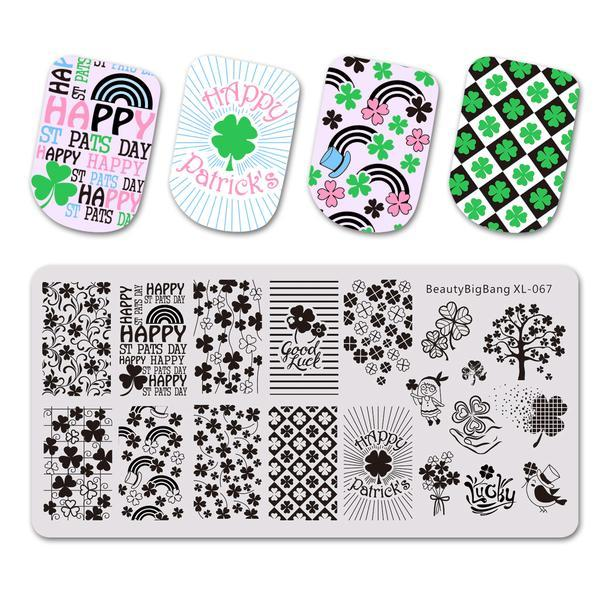 Beauty BigBang XL-067 Stamping Plate