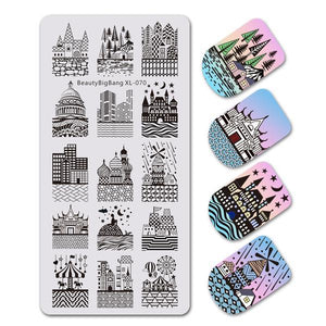 Beauty BigBang XL-070 Stamping Plate