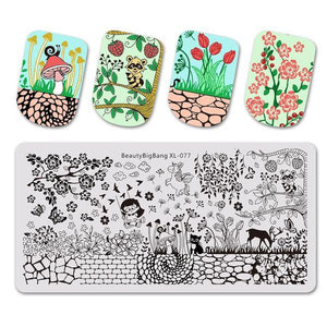Beauty BigBang XL-077 Stamping Plate