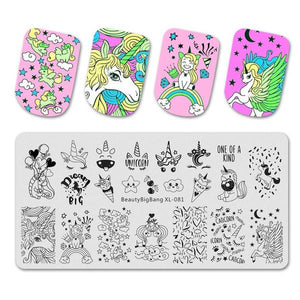 Beauty BigBang XL-081 Stamping Plate