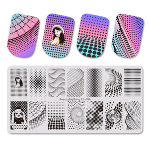 Beauty BigBang XL-086 Stamping Plate