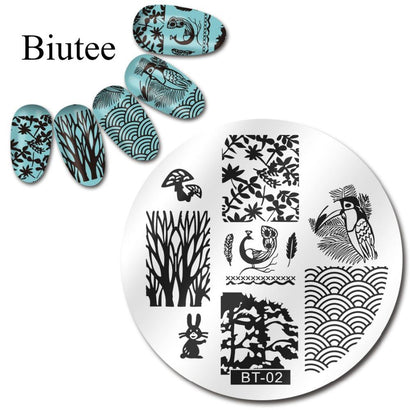 Biutee BT 02 Stamping Plate