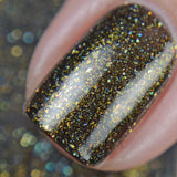 Bling On The New Year Indie Nail Polish