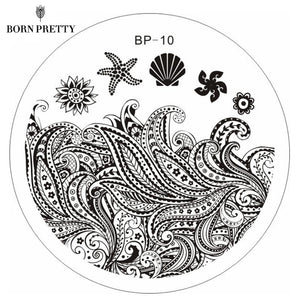 Born Pretty BP 10 Stamping Plate