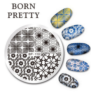 Born Pretty BP 110 Stamping Plate