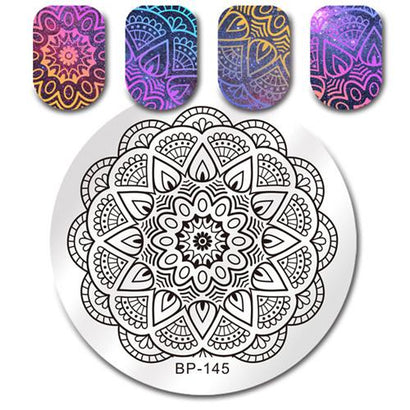 Born Pretty BP 145 Stamping Plate