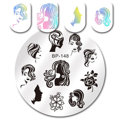 Born Pretty BP 148 Stamping Plate