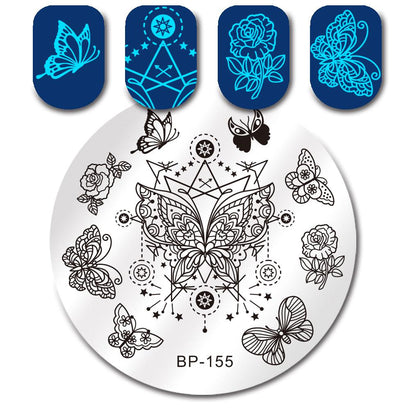 Born Pretty BP 155 Stamping Plate
