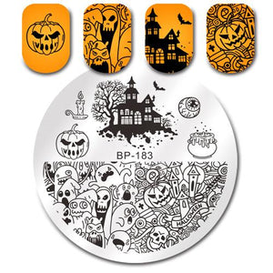 Born Pretty BP 183 Stamping Plate