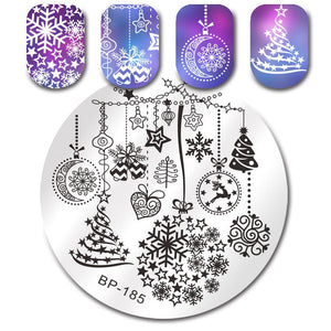 Born Pretty BP 185 Stamping Plate