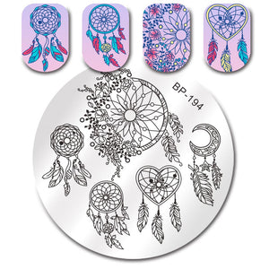 Born Pretty BP 194 Stamping Plate