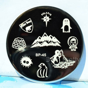 Born Pretty BP 45 Stamping Plate