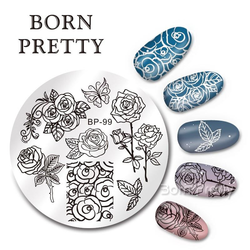 Born Pretty BP 99 Stamping Plate