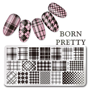 Born Pretty BP-L041 Stamping Plate