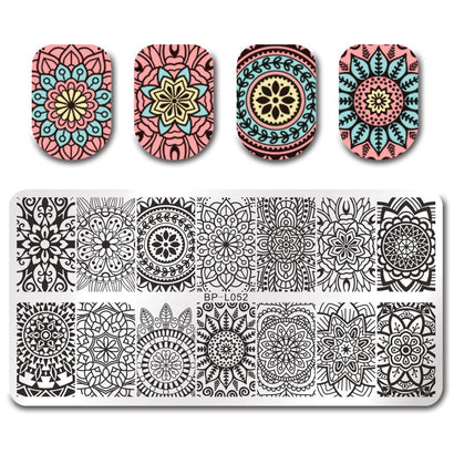 Born Pretty BP-L052 Stamping Plate