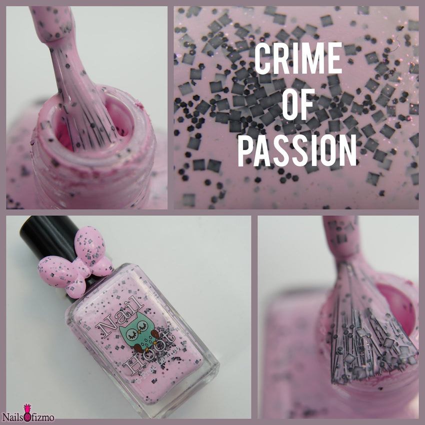 Crime Of Passion Easter Indie Polish