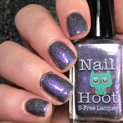 Haunted Mansion Halloween Indie Polish
