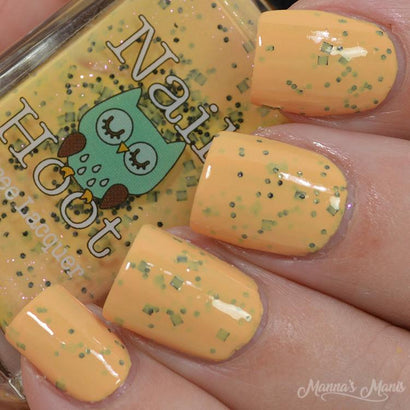 Heavenly Sunrise Easter Indie Polish