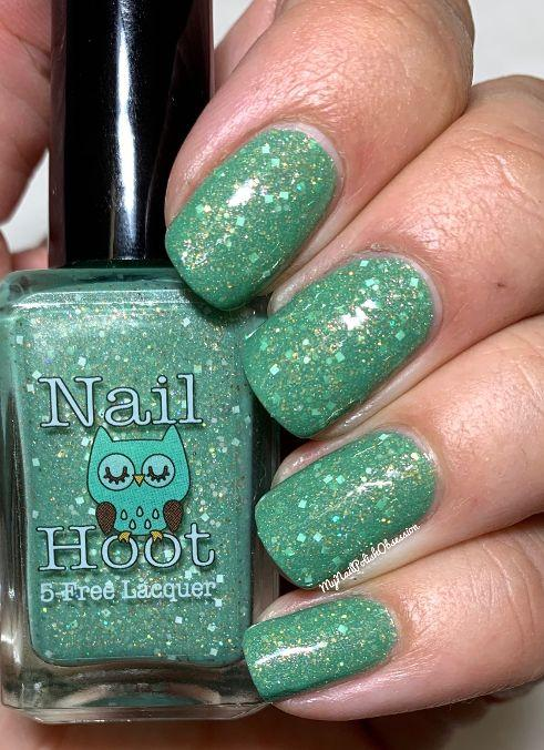 Home For The Holidays Christmas Indie Nail Polish