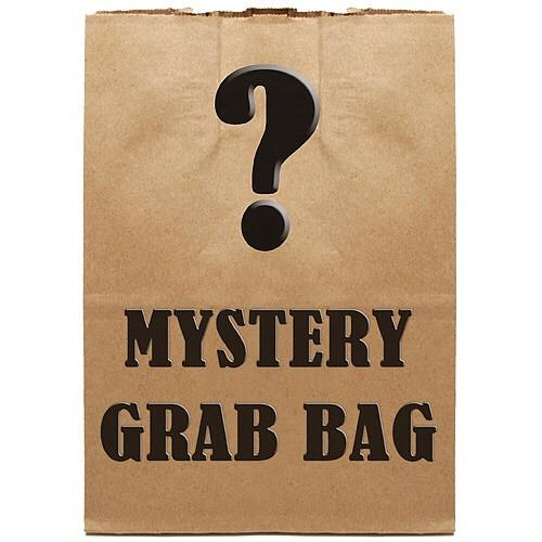 Mystery Grab Bags - 5 Indie Polishes Per Bag
