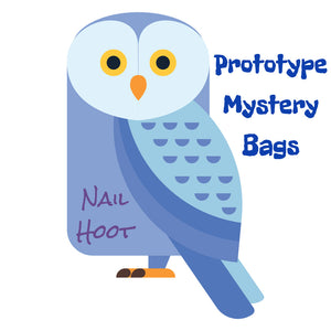 Prototype Mystery Grab Bags - 4 Mini Prototypes Per Bag