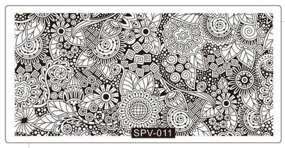 SPV-011 Stamping Plate