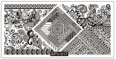 SPV-017 Stamping Plate
