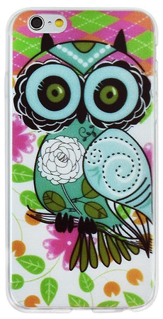 Whoooo Goes There? Owl IPhone 7 Case