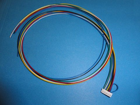 BC1022 LOOPBACK/CONTROL CABLE, 19-00211-24