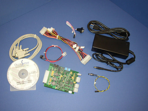 EK-03 SINGLE MODULE REGULATED EVALUATION KIT