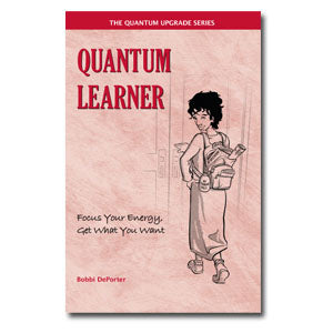 Quantum Learner: Focus Your Energy, Get What You Want
