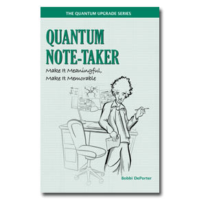 Quantum Note Taker: Make it Meaningful, Make it Memorable