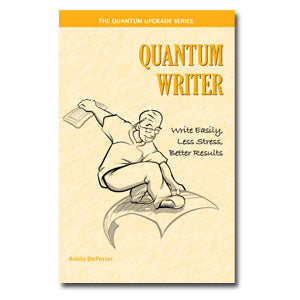 Quantum Writer: Write Easily, Less Stress, Better Results