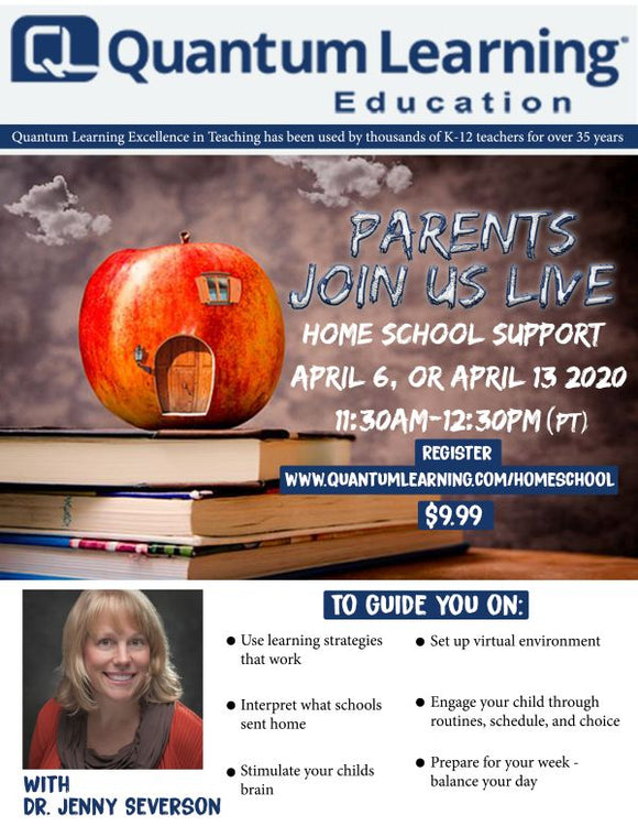 Home School Support for Parents