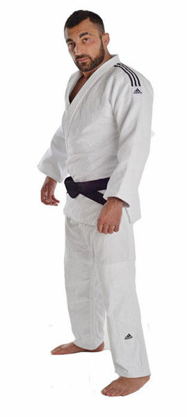 Adidas IJF CHAMPION 2 JUDO UNIFORM WHITE