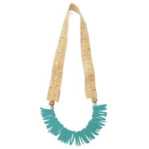 Necklace Bermuda Teal