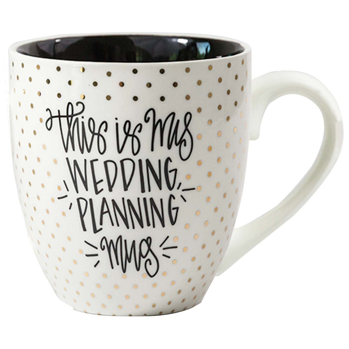 Ceramic Mug Wedding Planning