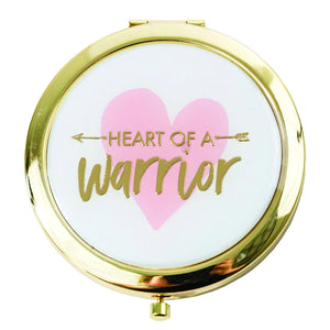 Heart of a Warrior Compact