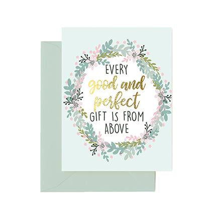 Greeting Cards | Every Good and Perfect Gift is From Above