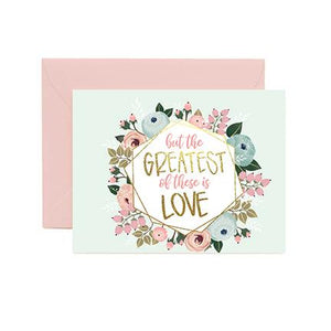 Greeting Cards | But the Greatest of These is Love