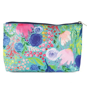 Travel Pouch | Tropical Mix Carryall