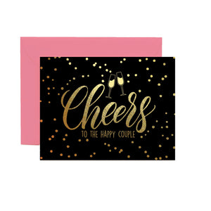 Greeting Cards | Cheers to the Happy Couple