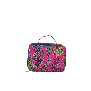 Lunch Bag | Pink Frond