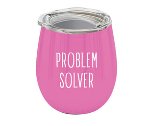 Stainless Drink Tumbler Problem Solver