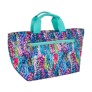 Resort Collection | Lunch Carryall | Wisteria Waves