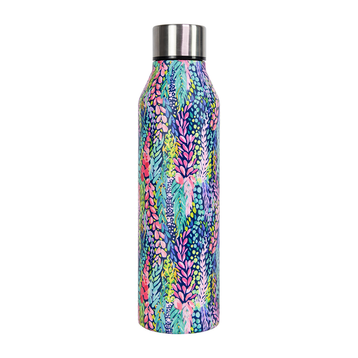 Resort Collection | Stainless Bottle | Wisteria Waves
