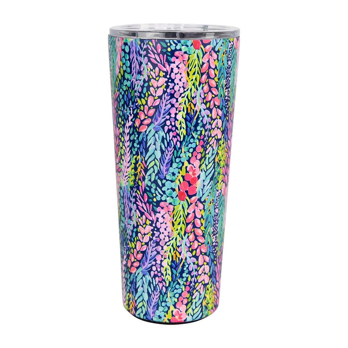 Resort Collection | Stainless Large Tumbler | Wisteria Waves